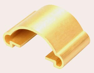 Copper Profiles For Decoration