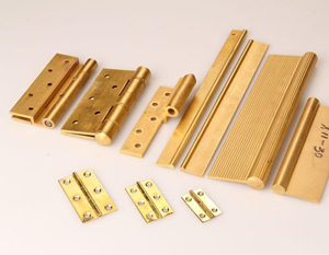 Copper Hinge Profiles