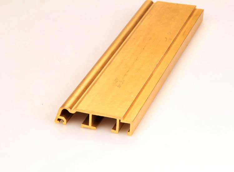 C38500 Brass Profile to Make Doors and Windows