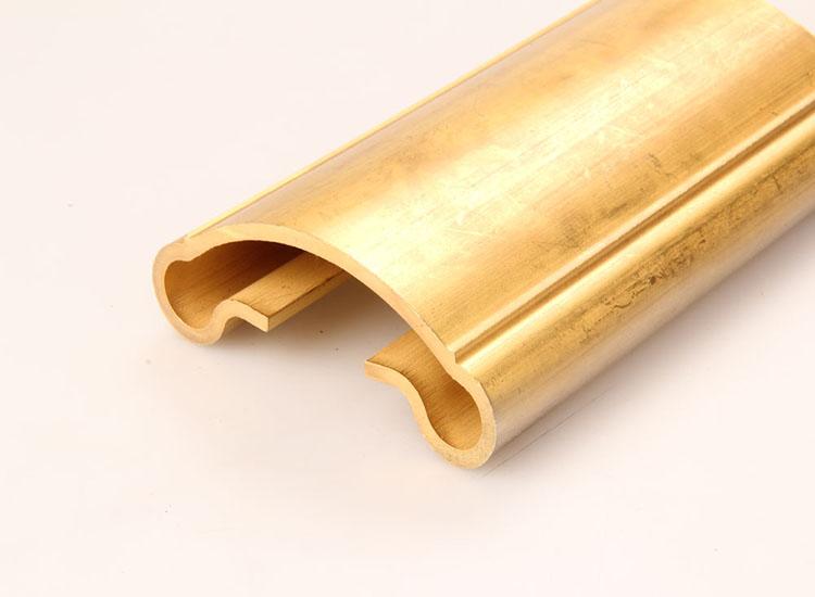 Customized C38500 building material profile