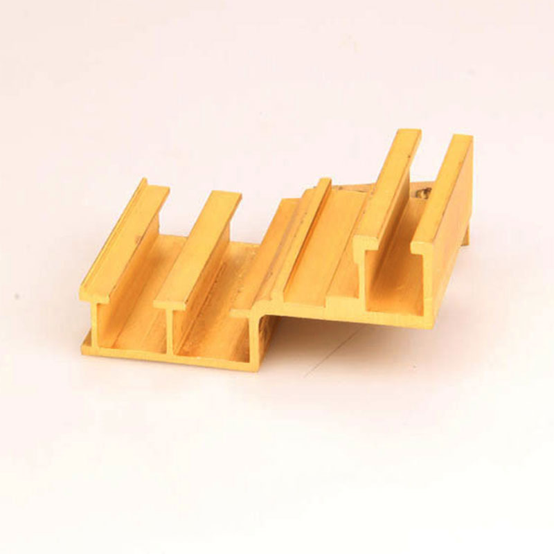Brass Profiles for Doors & Windows frame