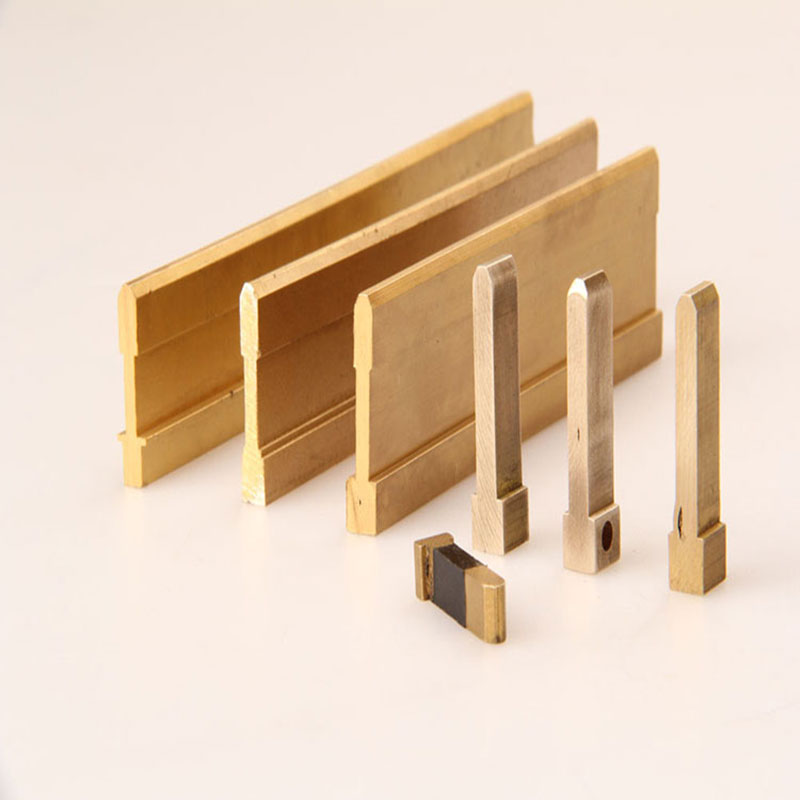 Brass Electrical Plug profiles