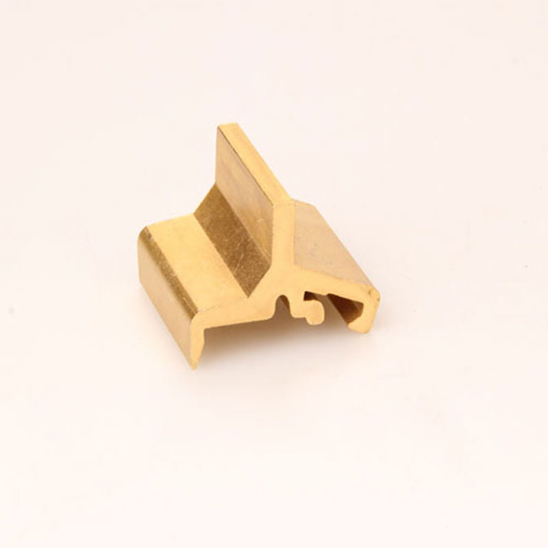 Brass Extrusion for Electrical Parts