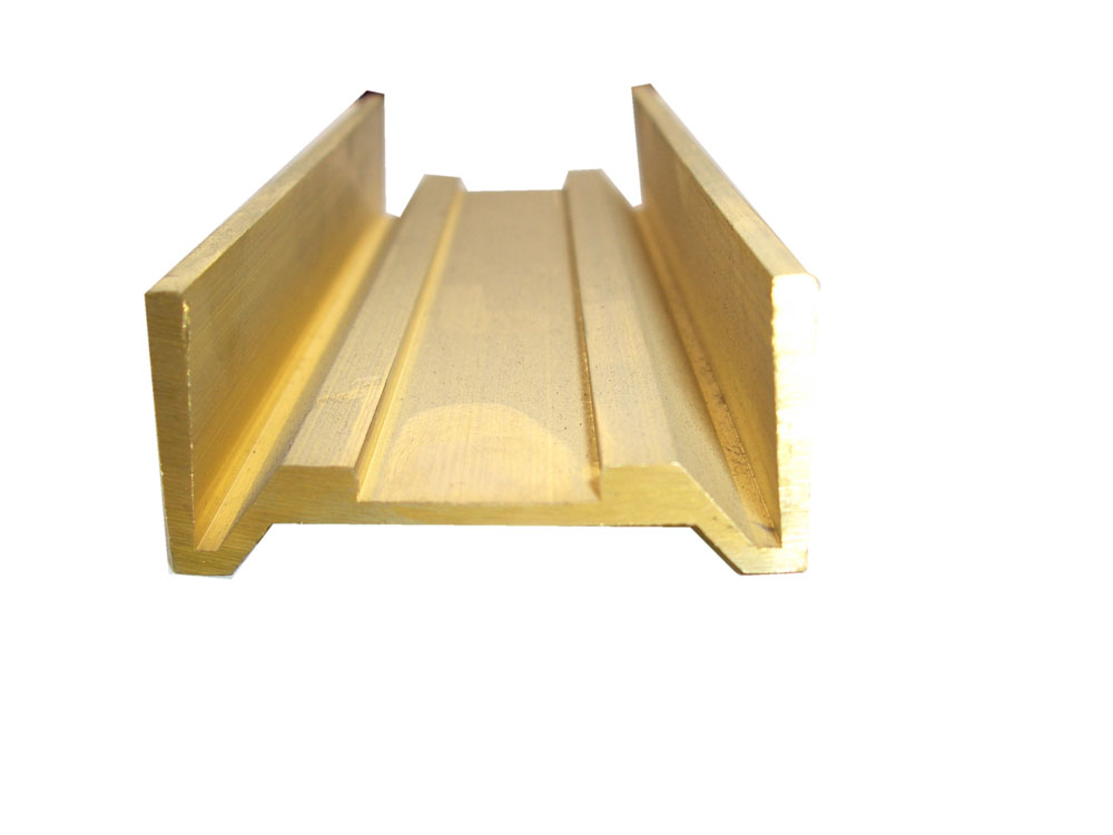 Brass and Doors extrusion